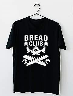 Bread Club - Satoshi Kojima 69 Cotton short sleeve T shirt, Hoodie for Men Women Unisex
