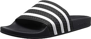 adidas Adilette, Unisex – Adulto Ciabatte, Black (Black/White/Black), 5 UK (38 EU)