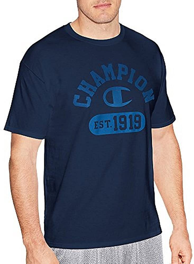 Champion Men's Classic Gt280 Fixed price for sale half T-Shirt