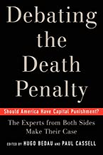 debating the death penalty bedau