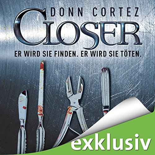 Closer [German Edition] audiobook cover art