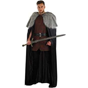 Halloween Men Medieval Knight Stage Robes Warrior Cosplay Disfraz ...