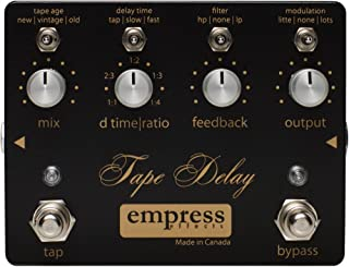 empress tape delay power