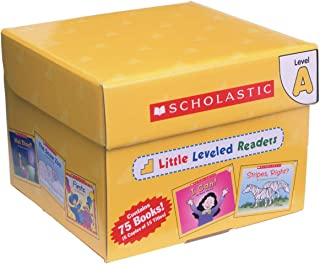 Little Leveled Readers: Level a Box Set: Just the Right Level to Help Young Readers Soar! (Guided Reading Pack)