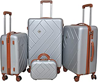NEW TRAVEL Luggage set 4 pieces size 28/24/20/14 inch RP862/4P