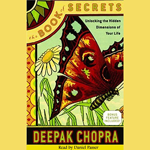 The Book of Secrets Titelbild