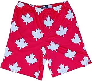 canada lacrosse shorts