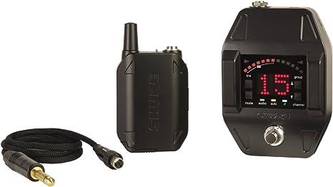 Shure GLXD16 Rechargeable Wireless System