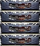 G.Skill Flare X 32GB (4 x 8GB) 288-Pin DDR4 SDRAM DDR4 2933 (PC4 23400) AMD Desktop Memory F4-2933C14Q-32GFX
