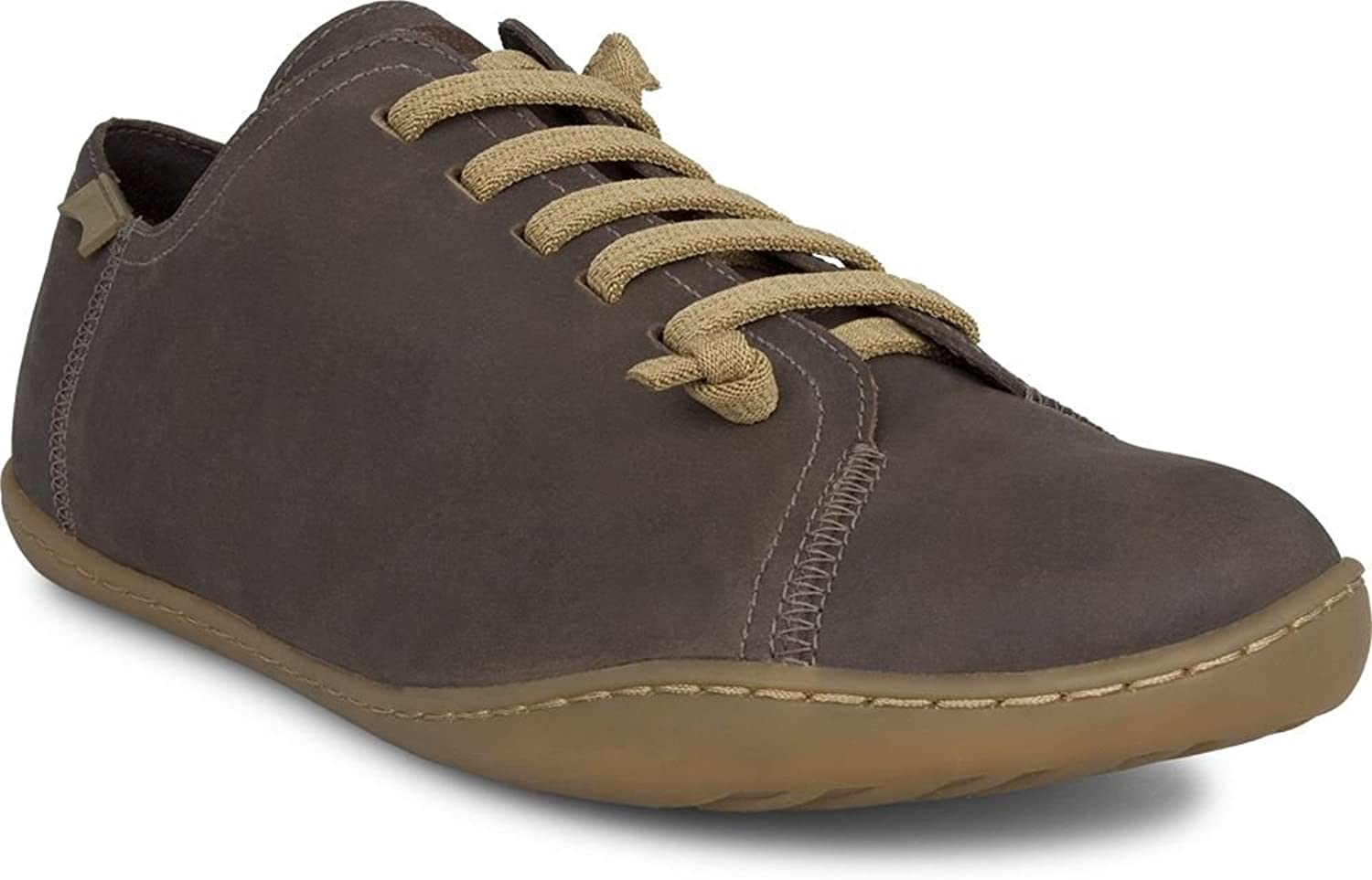 Camper Peu Cami 17665 Brown Mens Leather Lo Trainers shoes Boots