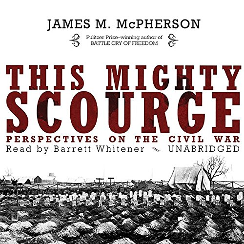 This Mighty Scourge audiobook cover art
