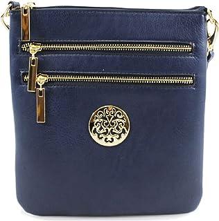 LeahWard Women's Designer Cross Body Shoulder Bags Holiday Party Handbags