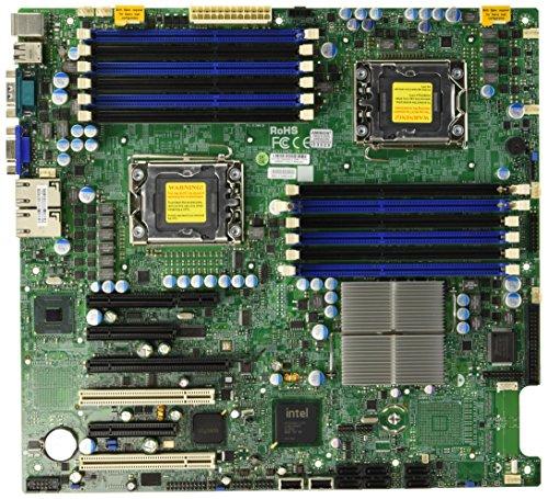 Supermicro DDR3 800 LGA 1366 Placas Base para Servidor X8DTI-O