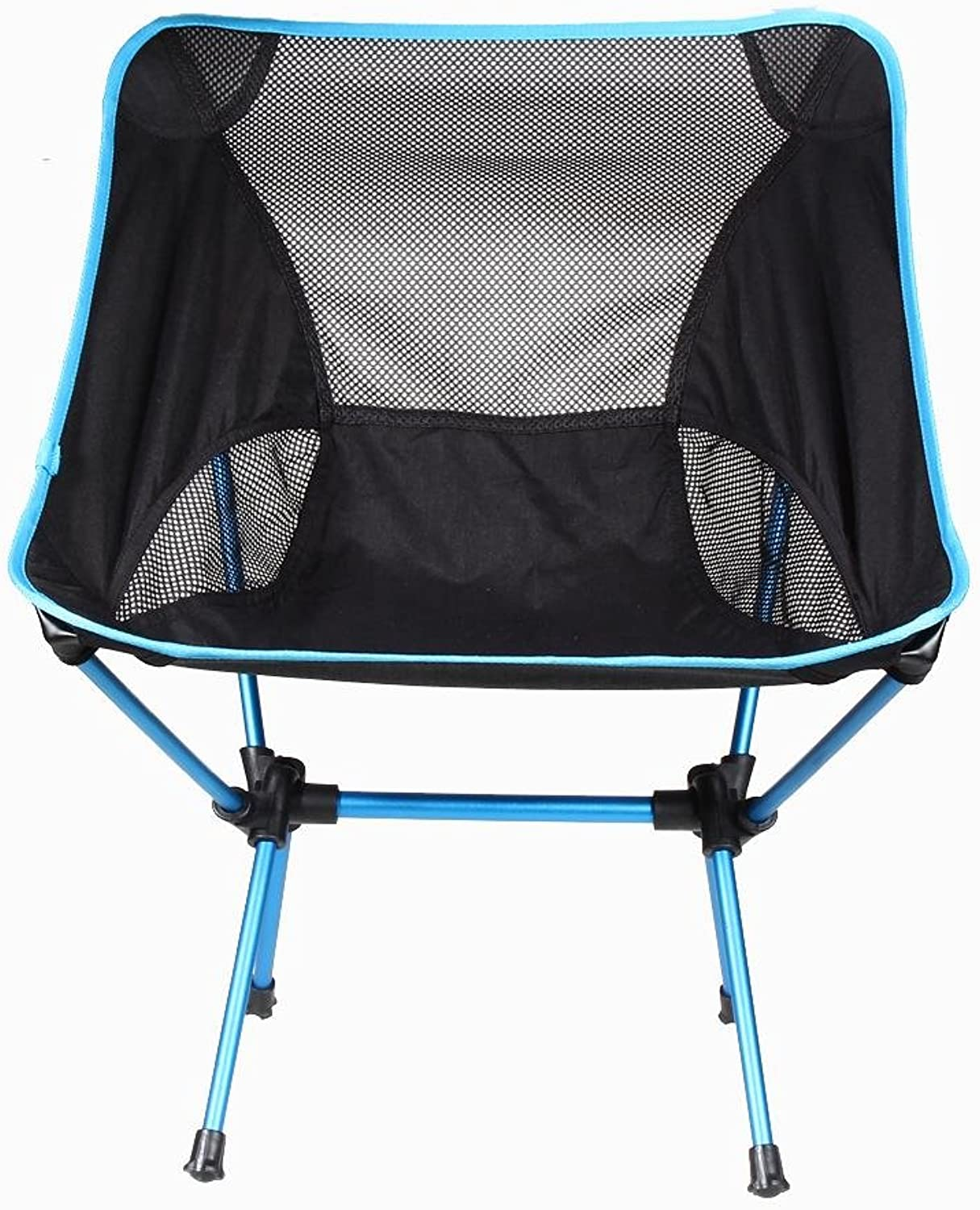 Folding Outdoor Camping Chair Portable Fishing Hiking Beach Chairs with Carry Bag for Outdoor Picnic Travel
