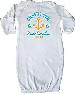 inktastic Beach Week Atlantic Beach North Carolina with Palm Toddler T-Shirt