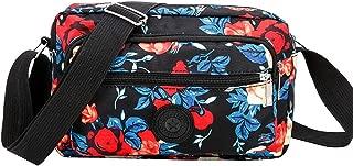 One-shoulder Bag Spreader Bag Lady Business Collection Wallet Slung Middle-aged Female Bag Waterproof Nylon Handbag