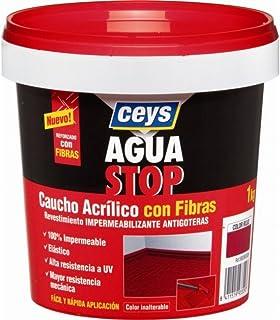 Aguastop Ceys M92283 Impermeabilizante aquastop caucho