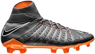Junior Hypervenom Phantom 3 Elite DF FG Cleats