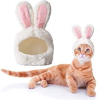 Disfraz Gato, Disfraz de Conejo de Gato de tamaño Ajustable