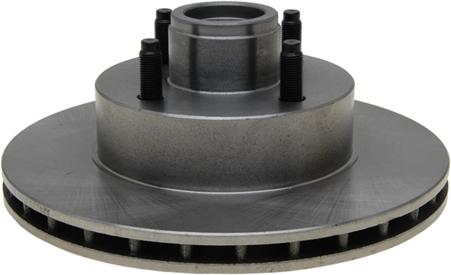 ACDelco Silver 18A28A Front supreme Disc and Brake Rotor Hub Assembly Ranking TOP1