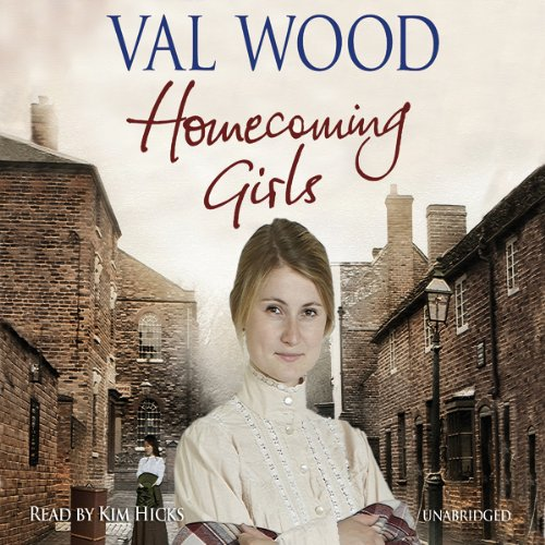 Homecoming Girls audiobook cover art