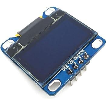 AptoFun de 0,96 Pulgadas I2c IIC Serial 128x64 OLED LCD OLED LED ...