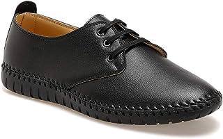AL-23 Siyah Erkek Klasik Ayakkabı
