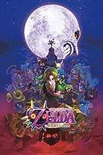 Pyramid America The Legend of Zelda Majoras Mask Nintendo Fantasy Video Game Cool Wall Decor Art Print Poster 24x36