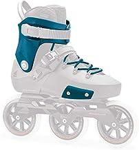 Rollerblade Twister Edge Custom Kit de protección Azul, Adultos Unisex, Petrol Blue, 33