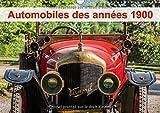 Automobiles Des Annees 1900 2017: Rassemblement De Vehicules Du Debut Du 20eme Siecle.