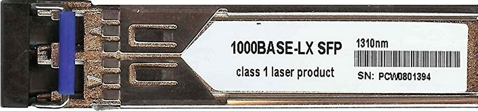 Alcatel-Lucent Compatible iSFP-GIG-LX - 1000BASE-LX SFP Transceiver