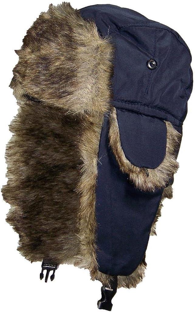 Best Winter Hats Toddler Soft Nylon Russian/Aviator Winter Cap (One Size)
