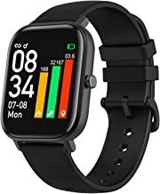Smart Watch Sports Bluetooth Health Watch Heart Rate Blood Pressure Monitor Sedentary Reminder Fitness Tracker for Android...