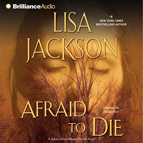 Page de couverture de Afraid to Die