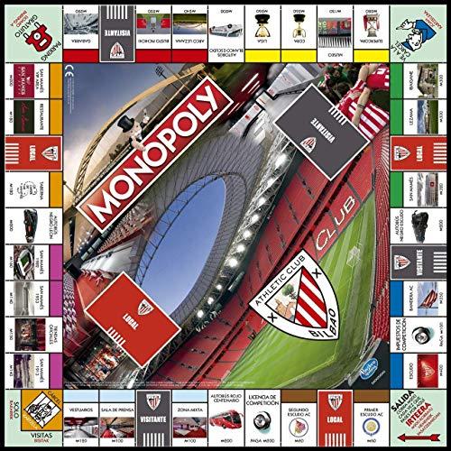 Eleven Force 599386031–Monopoly Offizielle Athletic de Bilbao