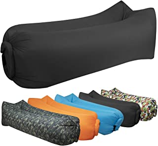 hybag Inflatable Lounger - Perfect Air Chair for Backyard Lakeside Beach Traveling Camping -Water Proof& Anti-Air Leaking Design-Ideal Couch for Picnics or Festivals