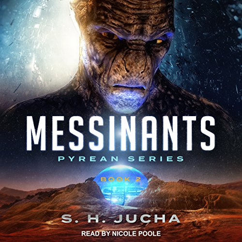 Messinants audiobook cover art