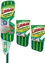 Libman Freedom Kit Spray Mop, green, white
