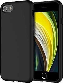 JETech Funda de Silicona Compatible iPhone SE 2ª Generación, iPhone 8 y iPhone 7,..