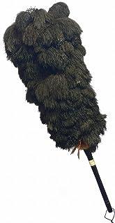 オーストリッチ毛ばたき 楓 ブラック
