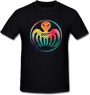 SEagleo2 Men's Spectre 007 Executive Octopus Revenge T-Shirt Sizes S-3XL