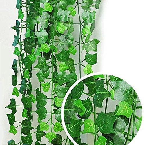 KICODE Ramo de Videira, Planta Artificial