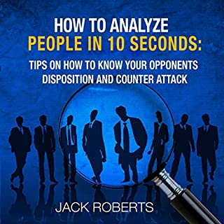 How to Analyze People in 10 Seconds audiobook cover art