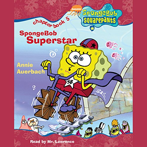SpongeBob Squarepants, Book 5 audiobook cover art