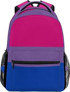 LGBT Pride Cuban Flag Basics Classic School Backpack Casual Bookbag