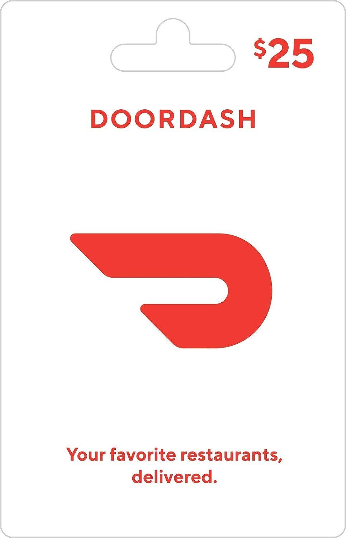 Amazon.com: DoorDash Gift Card $7 : Gift Cards