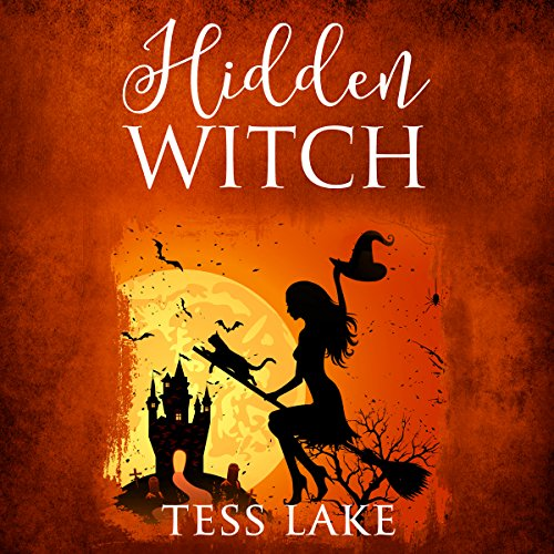 Hidden Witch audiobook cover art