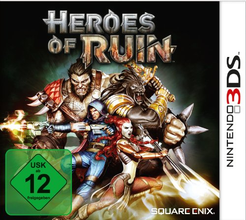 Heroes of Ruin [Edizione: Germania]