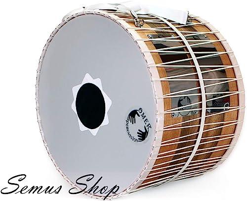 Davul Orientalische Profi 53 cm Dhol Schlagzeug NU UM 100% Handmade (4)