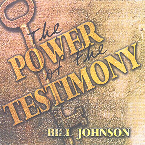The Power of the Testimony cover art